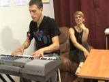 La profesora quiere zorrear con el alumno - Video de Maduras Milf