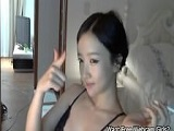 Chica Koreana muy guarra en su webcam - Video de Asiaticas