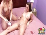 Masaje entre lesbianas viciosas