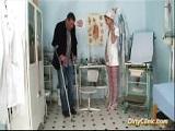 Enfermera se folla a un paciente