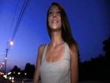 Follando a una joven adolescente por dinero - Video de Amateur