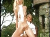 Julia Ann y Stormy Daniels follando juntas