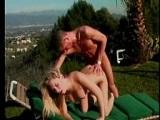 Pareja follando en el jardín de casa - Video de Porno XXX