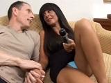 He comprado lubricante sexual ¿Quieres probarlo? - Video de Morenas