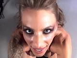 Mamada POV de la brasileña Juelz Ventura - Video de Latinas