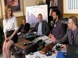 Menuda presentación la de la secretaria - Video de Actrices Porno