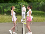 Pasan del tenis y follan con el árbitro - Video de Trios X