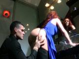 La ladrona acaba castigada con sexo anal