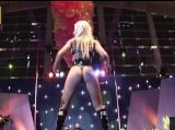 Un caliente show de striptease sobre el escenario - Video de Voyeur