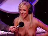 La pornostar Bibi Jones se corre en directo - Video de Actrices Porno
