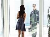 Ava Addams seduciendo al hombre de los seguros