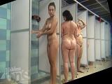 Cámara oculta en los vestuarios del gimnasio - Video de Voyeur