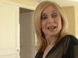 Follando el culo de la madura Nina Hartley - Video de Maduras Milf