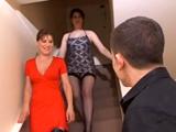 Mi novia y su madre, a cual mas buena - Video de Trios X