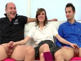 La colegiala Ainara haciendo un casting porno x - Video de Españolas