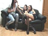 Tres zorras putitas ebrias con ganas de sexo - Video de Amateur
