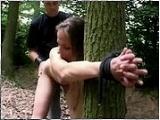 Mi fantasia en el bosque se hizo realidad - Video de Sado Dominacion