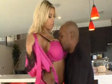 Sexo interracial para la gran Bridgette B - Video de Actrices Porno