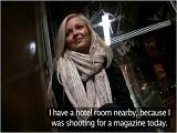 La rubia que quiere ser chica Playboy - Video de Rubias