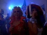 La fiesta de Halloween se volvió una orgía