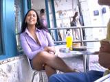 Se liga a una latina casada y se la folla en un hostal - Video de Maduras Milf