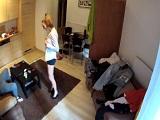 Espiando en las habitaciones de un hotel - Video de Casadas Infieles